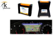 AUDI A5 F5 Anzeige Navigation im Tacho freischalten Nachrüstpaket