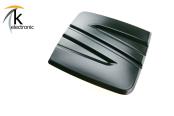SEAT Arona KJ7 schwarz matt Zeichen vorne