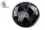 VW Golf 8 CD schwarz matt Zeichen hinten