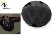 VW T-Roc A1 schwarz Zeichen vorne ab 2021