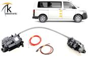 VW T6.1 Zuziehhilfe SoftClose Schiebetür Nachrüstpaket