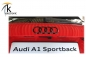 Preview: AUDI A1 GB Rueckfahrkamera HIGH Rear View Nachruestpaket
