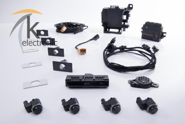 k electronic gmbh audi a4 8k b8 r ckfahrkamera rear view nachr stpaket mmi3g 3g. Black Bedroom Furniture Sets. Home Design Ideas