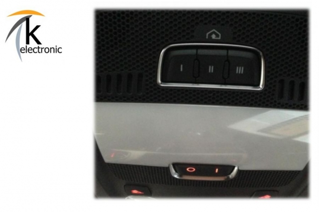 k electronic audi a4 8k b8 komfortschl ssel keyless. Black Bedroom Furniture Sets. Home Design Ideas