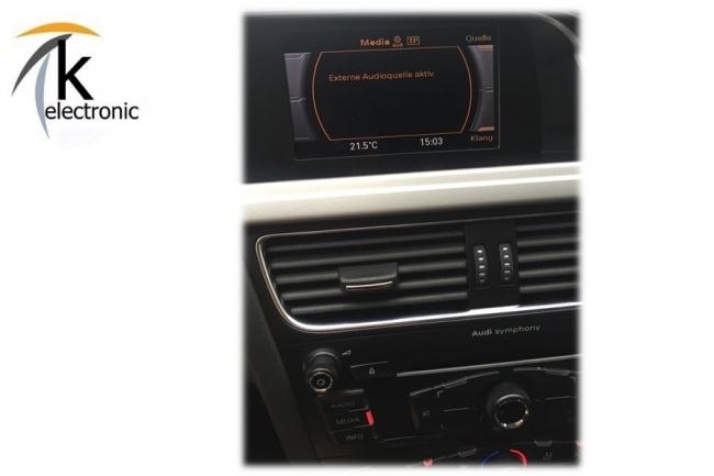 k electronic gmbh audi q5 8r ami audi music interface. Black Bedroom Furniture Sets. Home Design Ideas