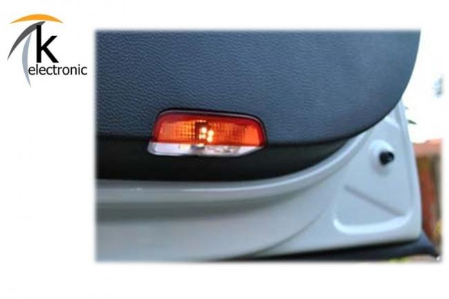 Seat Türbeleuchtung I Rotweiße Nachrüstpaket Warnleuchte Tarraco oeEdCWBQxr