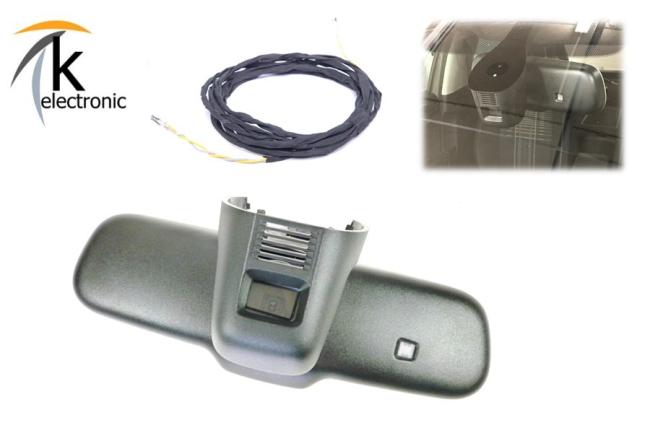SKODA Octavia 5E automatisch abblendbarer Innenspiegel Kabelsatz 50911