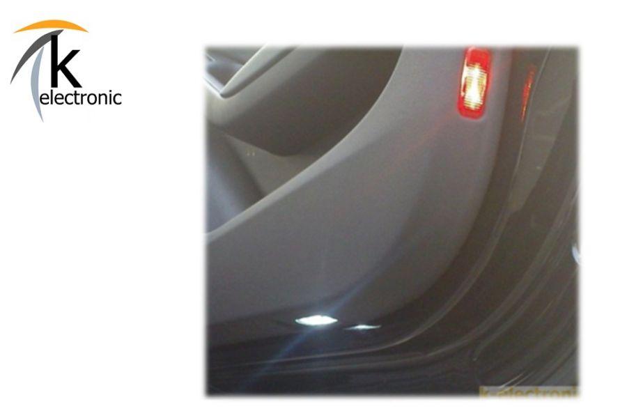 AUDI A4 8K B8 Türbeleuchtung unten Halogen LED-Umbaupaket