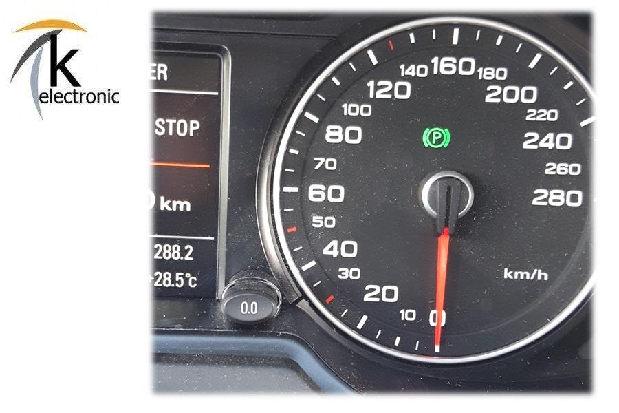 AUDI A5 8T 8F Hill Hold Berganfahrassistent Auto Hold Nachrüstpaket