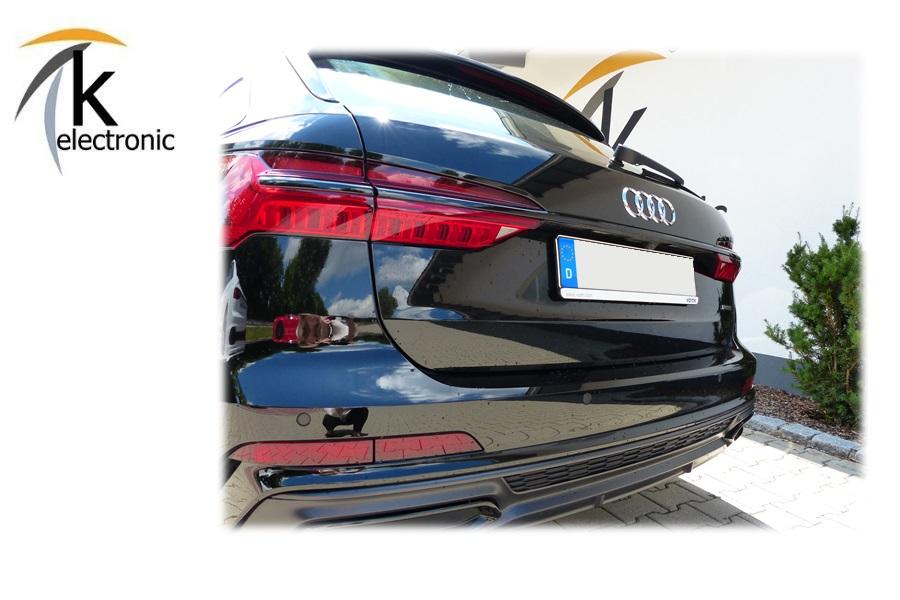 VW Polo 6R Schutzleiste für Heckklappe Chromleiste Volkswagen Zubehör