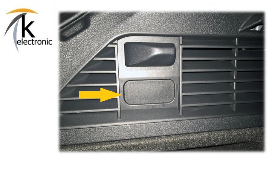 rote LED Kofferraum Beleuchtung für VW Scirocco Tiguan Touran Caddy T5 7406R