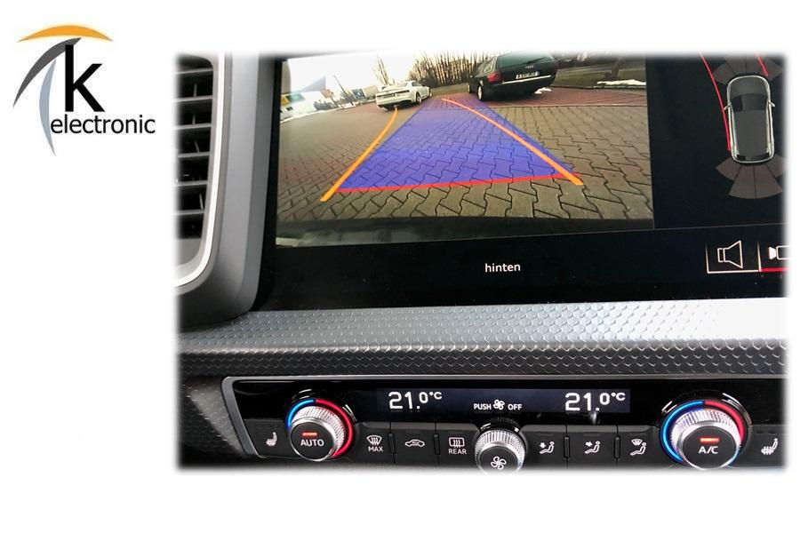 k electronic audi a1 gb r ckfahrkamera high rear view. Black Bedroom Furniture Sets. Home Design Ideas