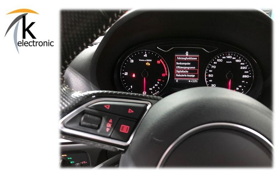 K Electronic Audi A3 8v Multifunktionslenkrad Mufu Tasten