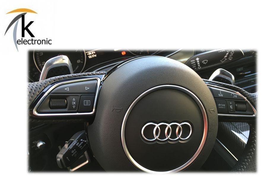 k electronic audi a6 4g drive select taste am lenkrad. Black Bedroom Furniture Sets. Home Design Ideas