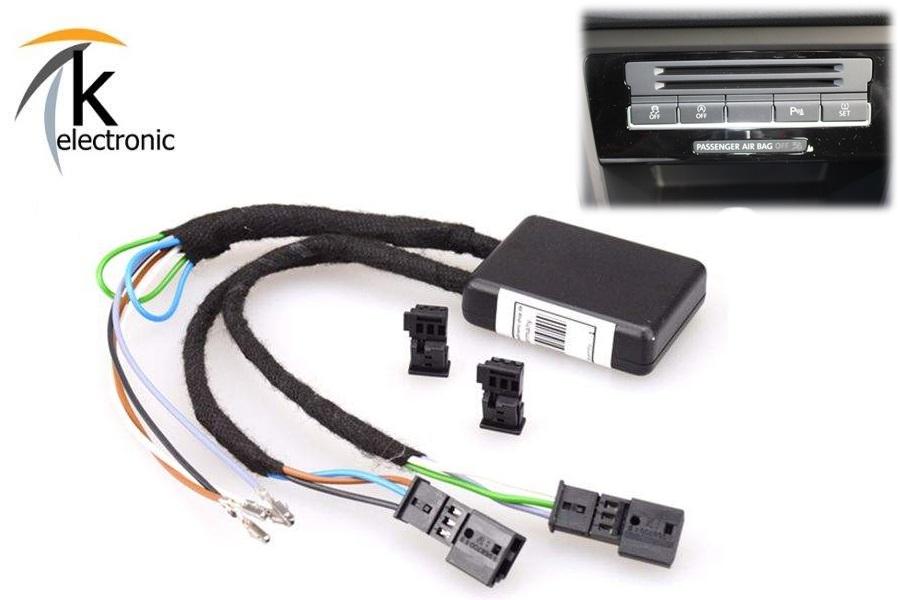 SEAT Alhambra 7N Start-Stopp Automatik Memory-//Deaktivier-//Ausschalt Modul 40118
