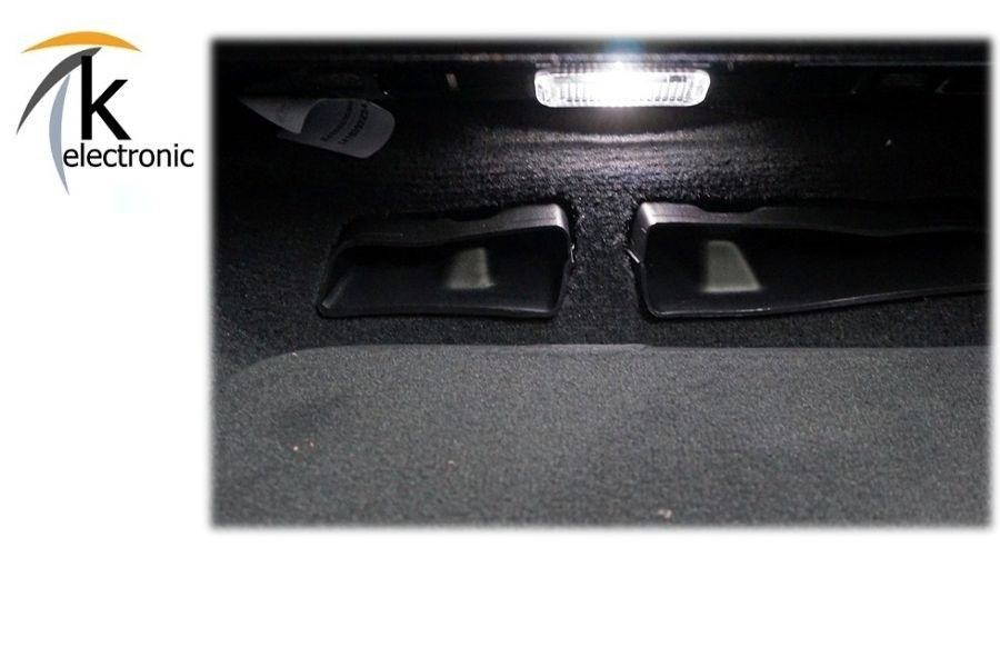 VW Passat B8 LED Fußraumbeleuchtung Front vorne Nachrüstpaket