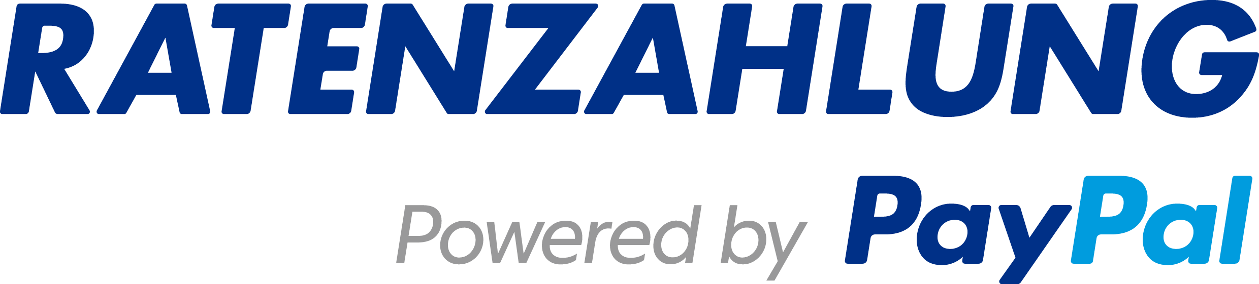 Paypal ratenzahlung logo